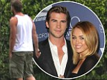 Does this picture prove Miley Cyrus and Liam Hemsworth ARE still together? Actor drops by fiance¿s house after 4 weeks away
