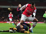 Serge of power: Arsenal beat CSKA Moscow thanks to a goal from Serge Gnabry