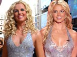 Can you tell the difference? Britney Spears glamorous wax figure unveiled at Madame Tussauds