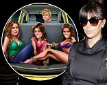 The Kardashian sisters are taking legal action after seeing a Ford ad with them tied up