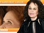 'We have used up all our savings': Five Easy Pieces star Karen Black begs fans to fund experimental cancer treatment
