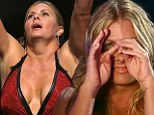 'You are giving every mom hope they can get back in their swimsuit!': Nicole Eggert sobs them makes winning dive on Splash