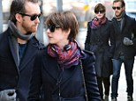 At least she's got one fan! Anne Hathaway gets the support of leading man Adam Shulman after James Franco stokes 'Hatha-Haters' debate