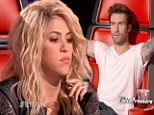 Her hits don't lie! Shakira gets off to a slow start as The Voice premieres... and Adam Levine secures the best act