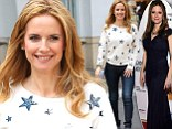 Kelly Preston steps out at the Grove with lighter locks as she films TV pilot