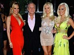 How many! Playboy mogul Hugh Hefner has revealed he's slept with more than 1,000 women, although he doesn't know the exact number