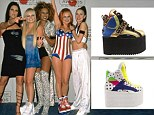 Are BUFFALO sneakers making a comeback? 'Flatform' shoes beloved of the Spice Girls hit stores