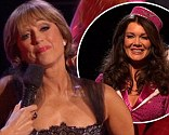 Drama on the dance floor! Emotional Dorothy Hamill forced to quit DWTS due to injury... earning Lisa Vanderpump and Victor Ortiz a reprieve