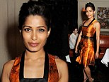 She first burst onto our screens in Slumdog Millionaire but over the years Freida Pinto has blossomed into a style icon.