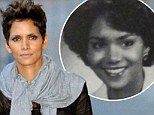 Dealing with her issues: Halle Berry has revealed she's seen a therapist since the age of 10