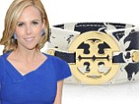 Tory Burch sues little-known accessories company over 'counterfeit' jewelry bearing her double-T logo