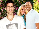 Rumor has it: Kris Humphries is said to have dated Lindsey Vonn before she got serious with Tiger Woods