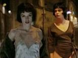 Cara Delevingne and Georgia Jagger