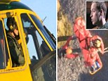 Prince William to star in documentary about helicopter rescues