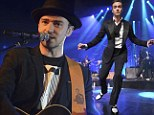 He's dancing on air! Justin Timberlake's new album named fastest-selling in the US