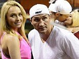 Hayden Panettiere and Wladimir Klitschko are 'secretly engaged' after reigniting romance... and planning a summer wedding
