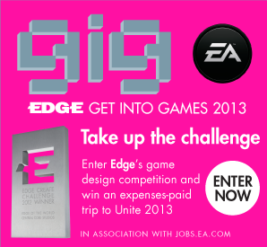 Get Into Games Challenge 2013