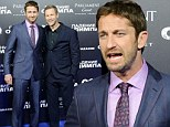 'It was time for a break': Gerard Butler admits he went travelling for seven weeks to get over stress of filming Olympus Has Fallen