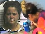 Teen Mom's Jenelle Evans snorts 'crushed up narcotic painkiller' in shocking new video