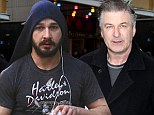 Shia LaBeouf sits front row at preview performance of Broadway show Orphans... after quitting cast last month over 'creative differences' with Alec Baldwin