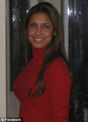 Beautiful: Pineda's brother Marni described her as: 'stunning on the outside but more beautiful on the inside'