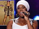 'I wouldn't endanger my health that way': India.Arie defends herself against allegations of lightening her skin on the cover of her latest single