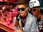Does Justin know? Lil Twist threw raucous 'pot party' at Bieber's mansion while singer was away in Europe
