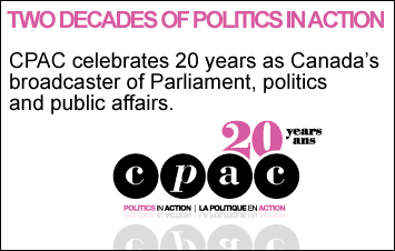 CPAC Celebrates 20 Years promotional image