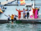 Spain make a splash with gold in the Elliott Sailing