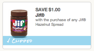 New Coupons: Jif, Mucinex, Purdue and more