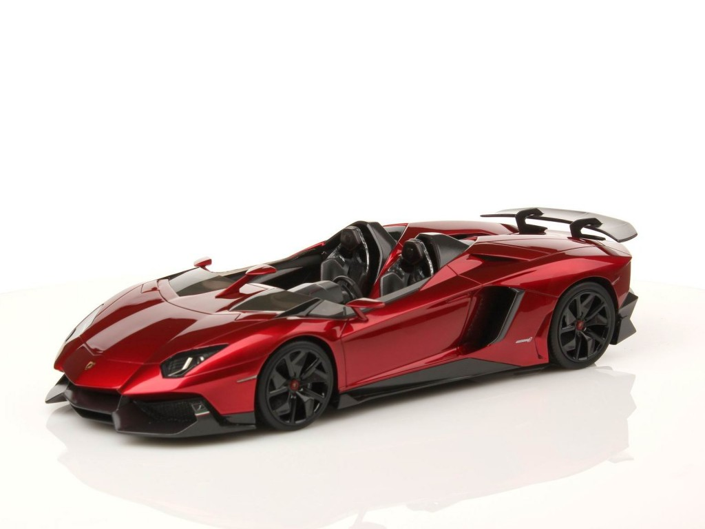 New Lamborghini Aventador J Features – Break The Rules 1