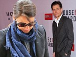 Does Katie Holmes have a new man in her life? Actress said to be dating jazz musician Peter Cincotti