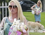 Nicolette Sheridan is a domestic goddess