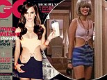 Emma Watson copies Julia Roberts' Pretty Woman cut-out dress for her sexiest EVER shoot
