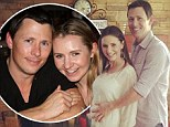 Just heavenly! Beverley Mitchell and husband Michael Cameron welcome daughter Kenzie Lynne