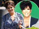 'Sell that product, b****!': Khloe Kardashian mocks mother Kris Jenner behind her back at QVC taping
