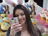 Khloe posts candid snap of Kendall Jenner wearing bunny ears during the Kardashian family Easter festivities