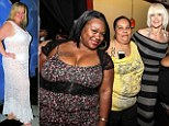 Founder of the world's first club for 'big' girls Shadoe, 49, used to drive men crazy with her buxom figure.