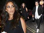 Who's that girl? Rob Kardashian enjoys a dinner date with a mystery brunette... while mother Kris Jenner chaperones