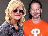 Amy Poehler is reportedly dating comedy actor Nick Kroll