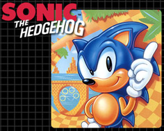 Game Sonic the Hedgehog - Category Action