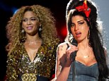 Beyoncé 'to cover Amy Winehouse's iconic Back To Black for Jay-Z's Great Gatsby soundtrack'