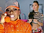 Partying like it's 1999! Missy Elliott joins forces with Little Mix in their vibrant new music video How Ya Doin?
