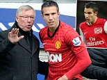 Van Persie is United's main man