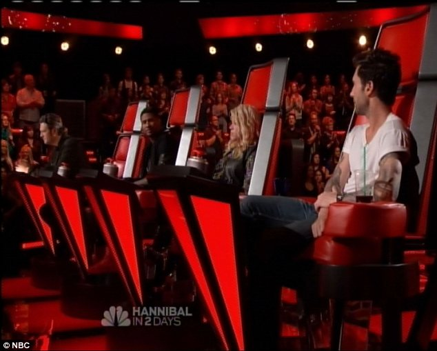 The competition is heating up: The blind auditions will continue on The Voice on Monday and Tuesday