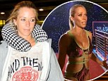 'Signing up to the show was a big mistake': Splash's Kendra Wilkinson apologises to fans after getting axed for refusing to leap