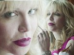 Smoking the competition! Courtney Love makes a comeback, starring in two advertising campaigns released in one day