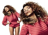 Beyonce for Vogue UK May 2013