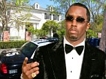 Diddy becomes the latest 'swatting' victim after police receive hoax phone call claiming someone was shot in his home