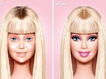 Eddi Aguirre no make up barbie